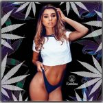 Is this an acid trip? Greatest tip of all time! #Weedhitit @mollyx Model @420hgh_…